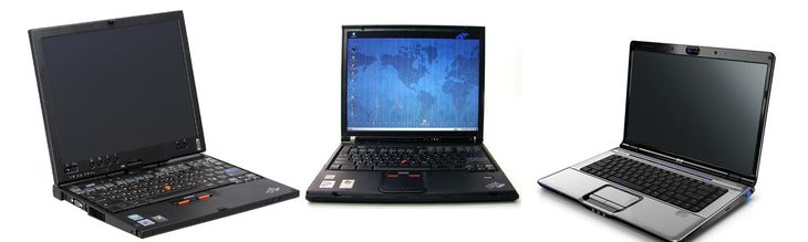 Laptop second hand toshiba